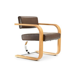Cantilever Chair Wood | Chaises | VS