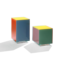 Cubicolor | Side tables | Casali
