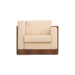 Alpha Seating Chair | Poltrone lounge | VS