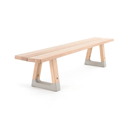 Base bench | Bancs d'attente | Arco