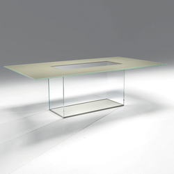 Icaro rettangolo | Dining tables | Casali