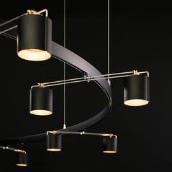 BALANCE 25 | Pendelleuchten | Buschfeld Design