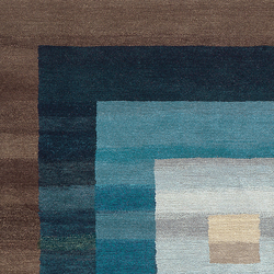 Gamba | 5-Border | Tapis / Tapis design | Jan Kath