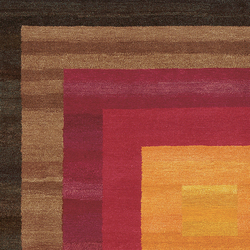Gamba | 6-Border | Tapis / Tapis design | Jan Kath