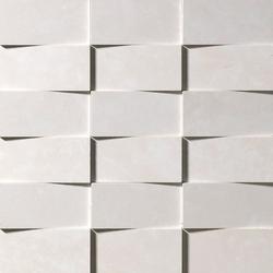 Supernatural Avorio 3D Mosaico | Mosaici | Fap Ceramiche