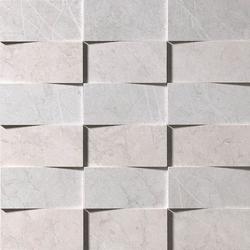 Supernatural Argento 3D Mosaico | Mosaics | Fap Ceramiche