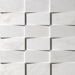 Supernatural Cristallo 3D Mosaico | Ceramic mosaics | Fap Ceramiche