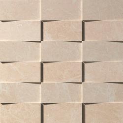Supernatural Crema 3D Mosaico | Mosaici | Fap Ceramiche