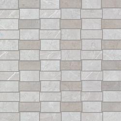 Supernatural Argento Check Mosaico | Mosaici | Fap Ceramiche