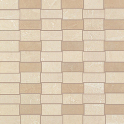 Supernatural Crema Check Mosaico | Mosaicos | Fap Ceramiche