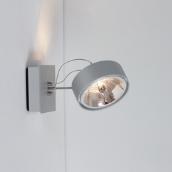 MAX MONO | Wall-mounted spotlights | Buschfeld Design