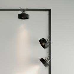 MAX-W | Track lighting | Buschfeld Design