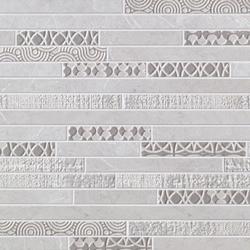 Supernatural Frammenti Argento Mosaico | Mosaics | Fap Ceramiche