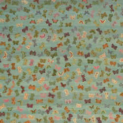Gamba | Little Butterfly | Rugs / Designer rugs | Jan Kath