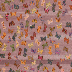 Gamba | Little Butterfly | Tapis / Tapis design | Jan Kath