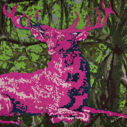 Gamba | Where is Bambi | Rugs / Designer rugs | Jan Kath