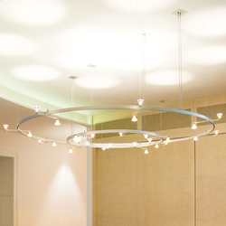 SHOP 13 | Track lighting | Buschfeld Design
