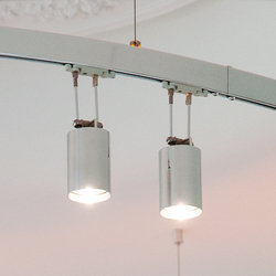 High-end Track lighting  Suspended lights on Architonic