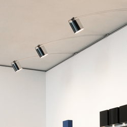 ceiling mount track lighting. SHOP V50 | Track Lighting Buschfeld Design Ceiling Mount L