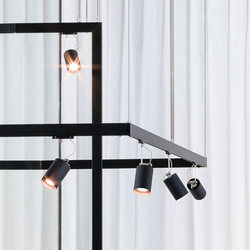 SPOT 5 | Suspended lights | Buschfeld Design