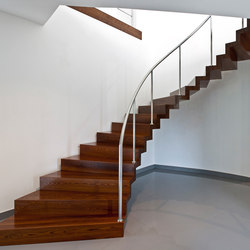 ZigZag Modern | Staircase systems | Siller Treppen