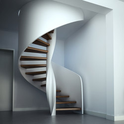 Tornado | Escaliers en bois | Siller Treppen