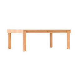 Low Dinette Table | Couchtische | Neutra by VS
