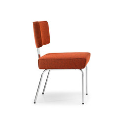 Tremaine Side Chair Steel | Sillas | VS