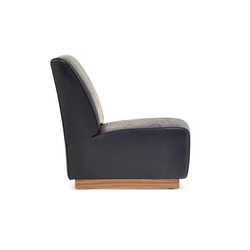 Slipper Chair | Poltrone lounge | Neutra by VS