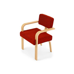 Dining Armchair Wood | Besucherstühle | Neutra by VS