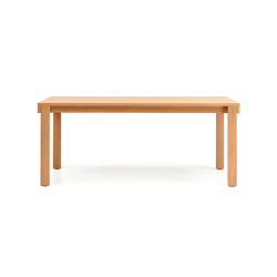 Dinette Table | Mesas para restaurantes | Neutra by VS