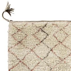 Le Maroc Blanc | Zigzag | Rugs / Designer rugs | Jan Kath