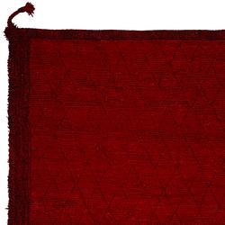Le Maroc Blanc | Zigzag Border | Rugs / Designer rugs | Jan Kath