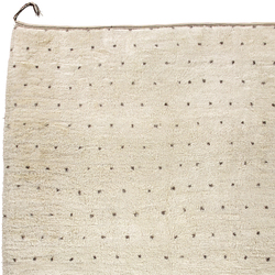 Le Maroc Blanc | Dots | Rugs / Designer rugs | Jan Kath