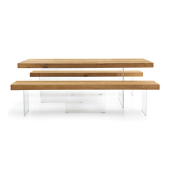 Air Wildwood Bench | Benches | LAGO