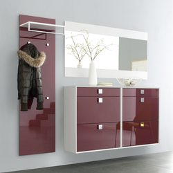 schuhschr nke regale hochwertige designer schuhschr nke regale architonic. Black Bedroom Furniture Sets. Home Design Ideas