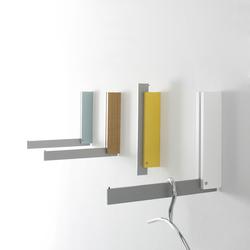 Sento + Select  Garderobenhaken S1 | Colgadores de pared | Sudbrock