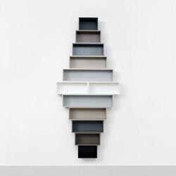 design cd racks on architonic. Black Bedroom Furniture Sets. Home Design Ideas
