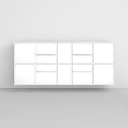 Cubit shelving system | Sideboards | Cubit