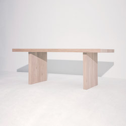 Lof Family dining table | Dining tables | Van Rossum