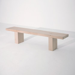 Lof Family bench | Benches | Van Rossum