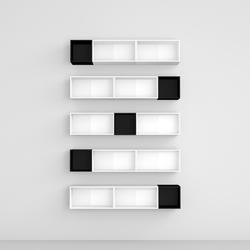 Cubit DVD shelving system | Estantería | Cubit