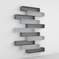 Cubit CD shelving system | Estantería | Cubit