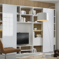 Sinus | Wall storage systems | Sudbrock