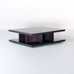 Lof Coffee table | Lounge tables | Van Rossum