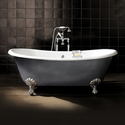 Admiral Iron Effect Bathtub | Free-standing baths | Devon&Devon