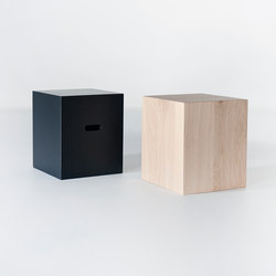 Lof Cube | Side tables | Van Rossum