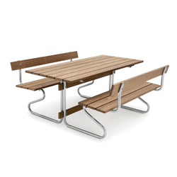 Garden Set | Tables et bancs de jardin | Paustian