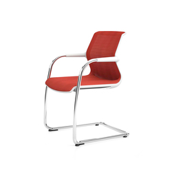 Unix Chair | Visitors chairs / Side chairs | Vitra