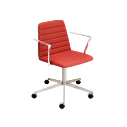 Spinal Chair 44 with castors | Sillas de oficina | Paustian